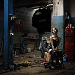 .Mechanic's dream.