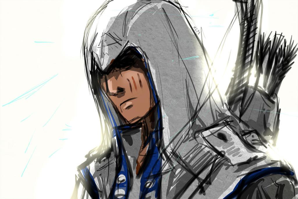 Connor by nemphil