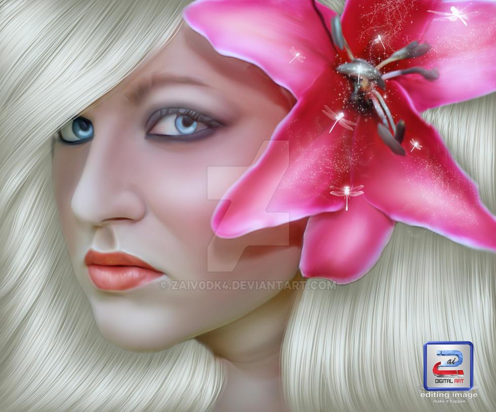 Linda Bella My Painted Look by ZaiV0dk4