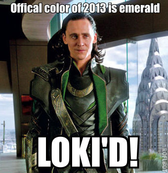 Loki strikes again! by Qwistie