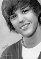 Justin Bieber by Rajacenna