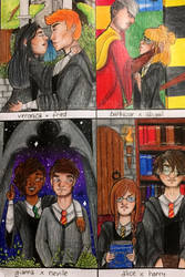 Harry Potter Relationships