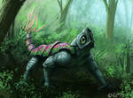 On the way to Pandora by AM-Markussen