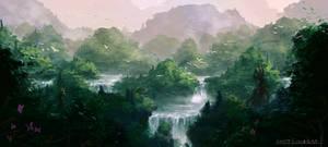 Forest by AM-Markussen
