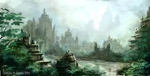Speed06 - Ruins