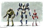 Robots by AM-Markussen