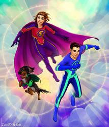 Heroes by AM-Markussen