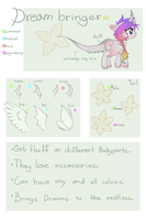 Dream bringer (Species ref - Partly open) by Jinetix