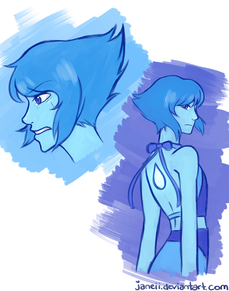 have some moody lapis