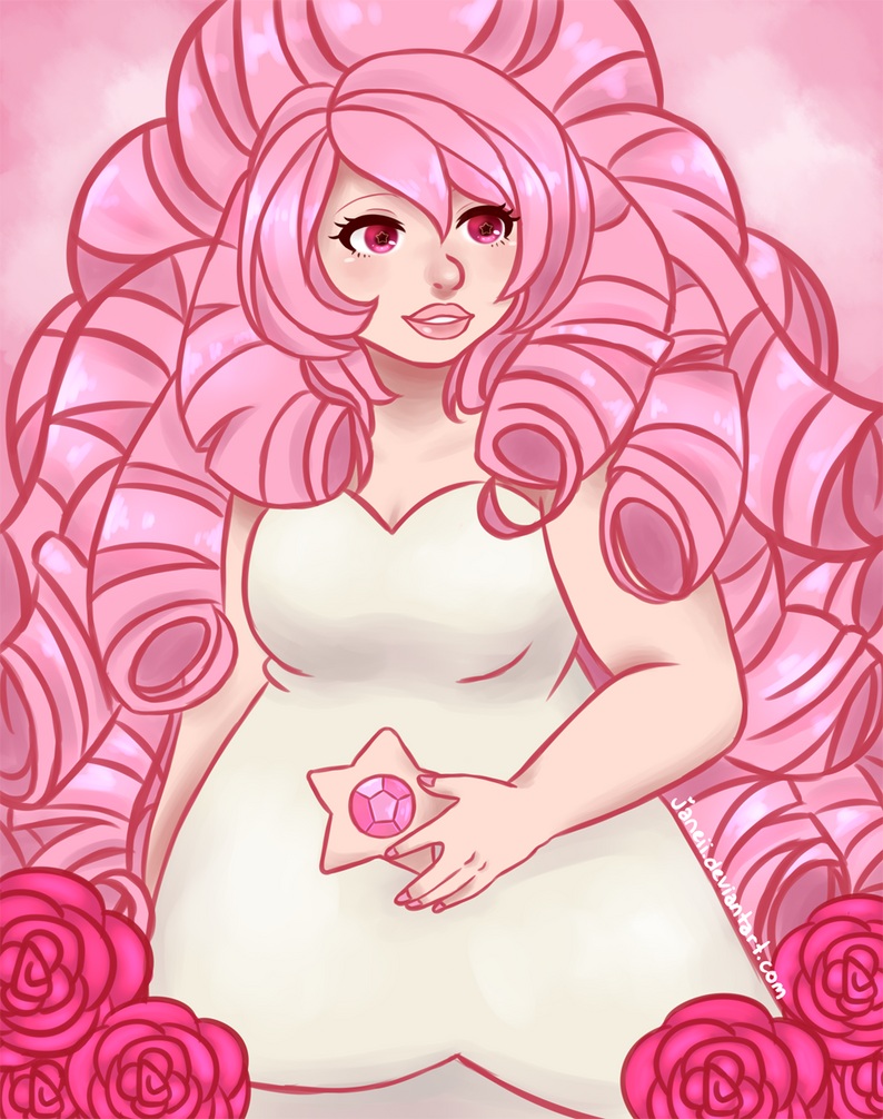 giant pink space mom <3