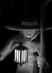 The Lantern Keeper