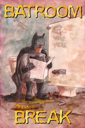 Batroom Break