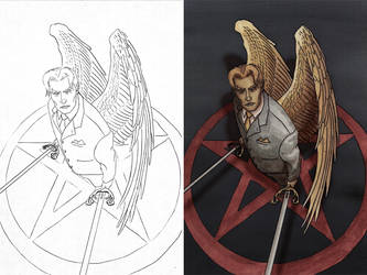 Lucifer by sequentialartist