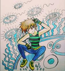 My original character Sam :)