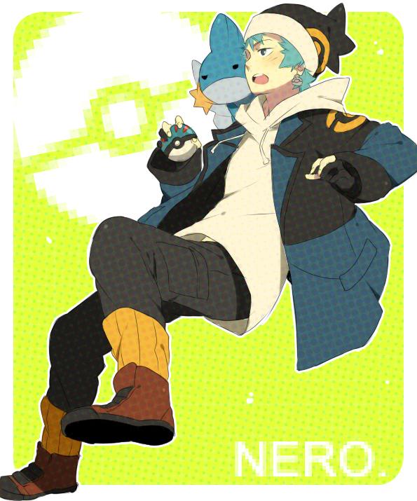 Nero. by danzzila