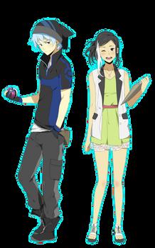 Older Nero and Mae