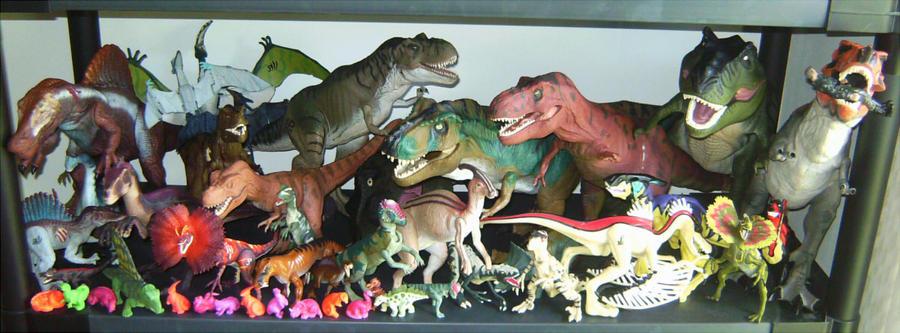 Jurassic Park - UPDATE 6-24 by Penanggalan