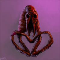 Gut Heart by Penanggalan