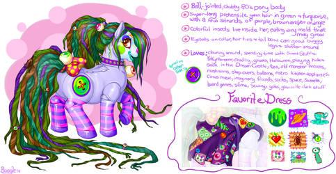 Boogle Pony Reference
