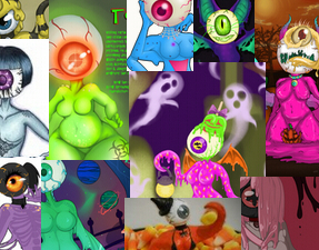 Slimeball Contest Preview by Penanggalan