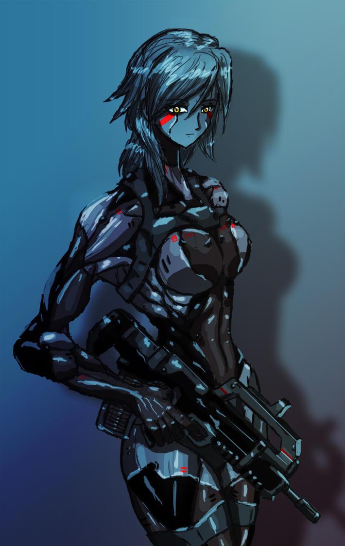 Shadow ops elite marine by RailgunTogepi
