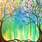 2 Magick Trees