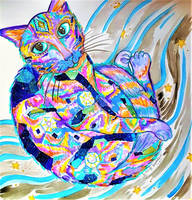 Cosmic Kitten!
