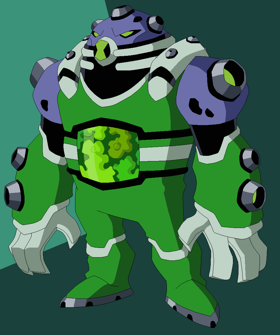 Lodestar  Ben 10 Wiki  FANDOM powered by Wikia