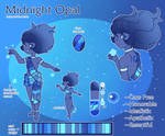 Midnight Opal Refsheet