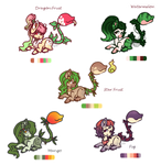 Fruit Uncommon PP adopts (0/4 CLOSED)