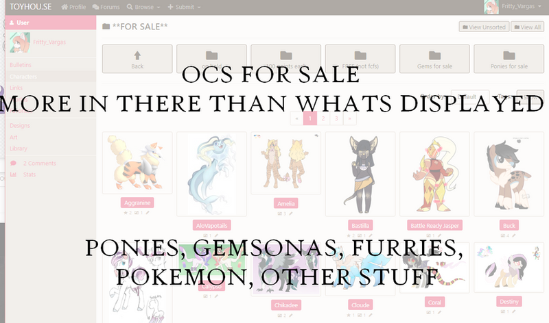 OCS FOR SALE, READ DESCRIPTION by Points-for-Fritty