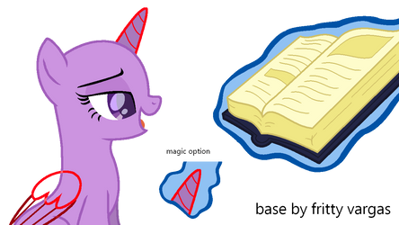 MLPbase 1: BOOKS by Points-for-Fritty