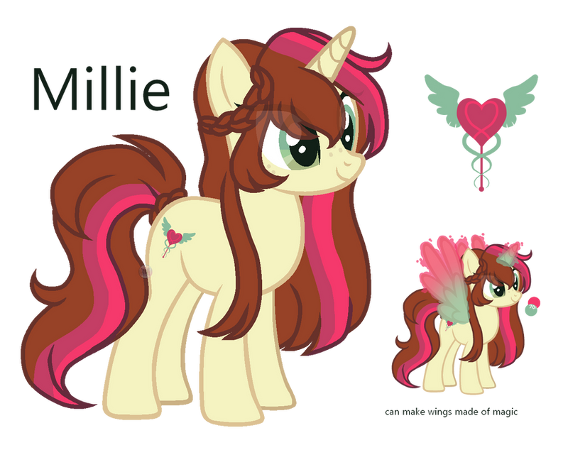Millie by Points-for-Fritty