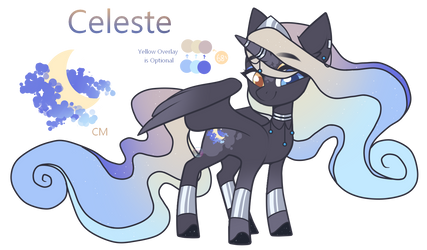 Celeste by Points-for-Fritty