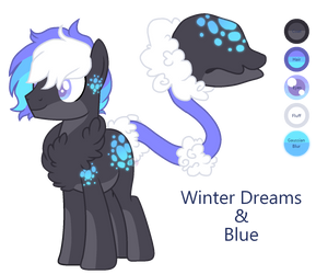 Oc ref for Ace by Points-for-Fritty