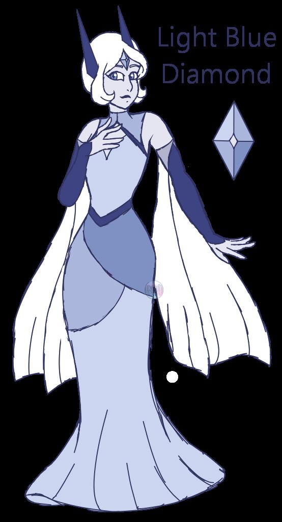 Blue Lugia Diamond (redesign)