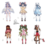 Collab Adopts (3/6 open)