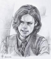 Spencer Reid 09 by whiteshaix