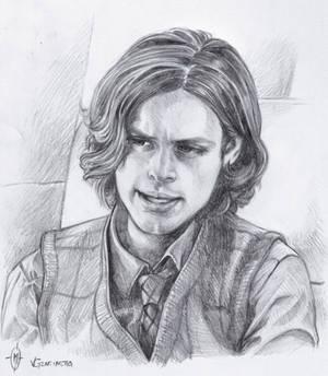 Spencer Reid 09
