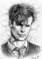Spencer Reid 015 by whiteshaix
