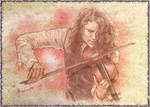 Garrett as Paganini 2