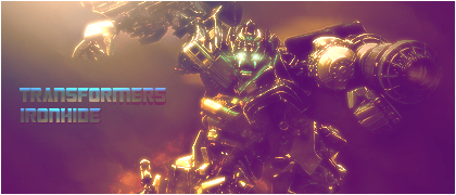 Ironhide Signature by geo-almighty