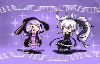 Violet Voca Duo