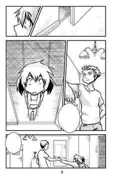 Comic page sample 1
