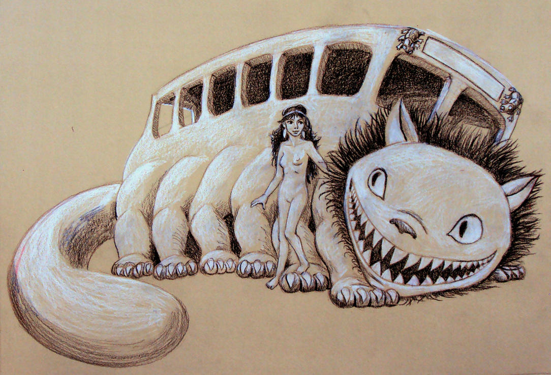 Thuvia and the BanthBus by DavidEMartin