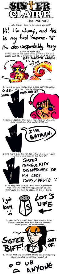 Sister Claire Meme