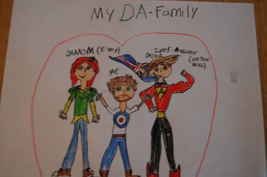 My DA-Family