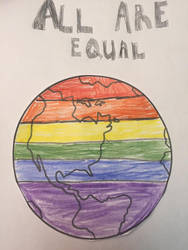 LGBT MONTH: All Are Equal