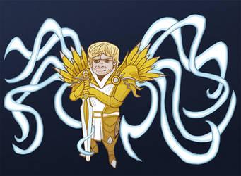 Tyrael Lannister by Blamrob