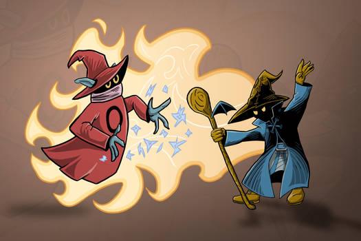 Orko vs Vivi